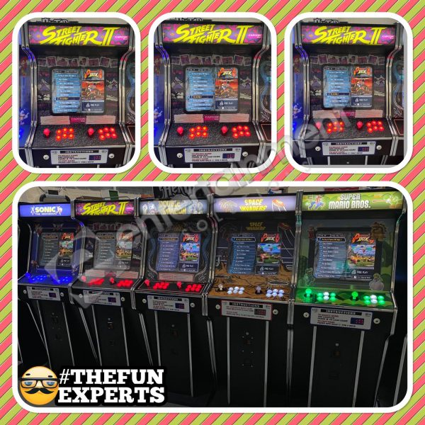 Buy New & Used Retro Arcade Machines